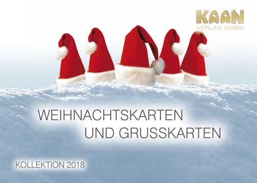 Grafik Werkstatt Weihnachten.Kaan Verlag Weihnachtskarten Und Glückwunschkarten Modern
